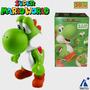Yoshi - Super Mario Bros - Action Figure - 30 Cm - Taito