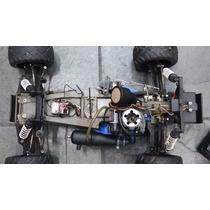 Automodelo Nitro Rustler - Traxxas 1/10 - Combustão