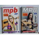 2 Revistas Cifras  Violão Guia De Letras & Cifras M P B