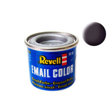 Tinta Revell Preto Piche Fosco 14ml Rev 32106
