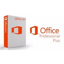Licença Serial Chave Microsoft Office 2013 Pro 2 Pcs