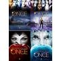 Once Upon A Time 1ª A 3ª Temporada Dublado + Brinde
