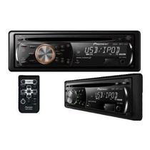 Toca Cd Player Mp3 Pioneer Usb Auxiliar + Frete Gratis