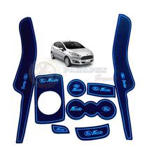 Ford New Fiesta Porta Trecos Tapete Protetor Kit Completo