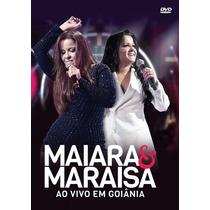 Maiara Maraisa - Ao Vivo Em Goiania Dvd Original