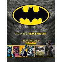 Figurinhas Avulsas O Mundo Do Batman Panini Heróis