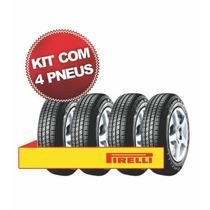 Kit Pneu Pirelli 175/70r13 Cinturato P4 82t 4 Un - Sh Pneus