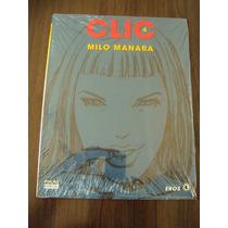 Clic 4 - Milo Manara - Editora Conrad - Coleção Eros
