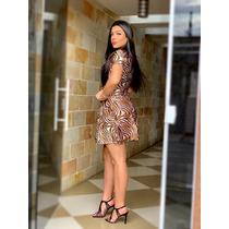 e563de58e73d7 Look Fashion Vestido Midi Da Moda Atual Feminina Roupas Pop à venda ...