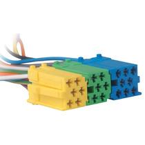 Conector Chicote Soquete Plug Cd Player Fiat-dvd Alpiner 20v