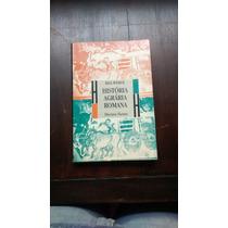 Livro- História Agrária Romana, Max Weber