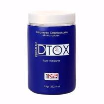 Hidratação Que Elimina Odores De Quimicas 1ka Detox Capilar