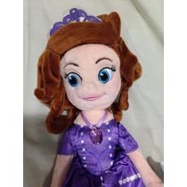 Boneca Princesinha Sofia Disney Pronta Entrega Sophia