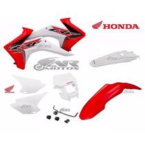 Kit Carenagens Plastico Completo Crf 230 2015 Original Honda