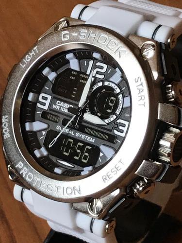 e3b0fc75be5 Relógios Masculino Aço Grande Pesado Digital Promoção Top