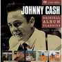 Johnny Cash - Original Album Classics [ Box Com 5 Cds Novo ]