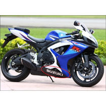 Par De Adesivos Suzuki Srad 750/1000 Carenagem Várias Cores