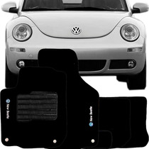 Jogo Tapete Carpete Volkswagen New Beetle - 5 Peças