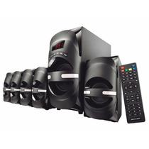 Home Theater Multilaser 5 Em 1 Speaker Superwoofer Sp169