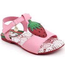 Sandália Infantil Bibi Qs107 Velcro | Pixolé Calçados