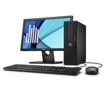 Computador Dell Optiplex 3050 Sff I5 4gb 500gb Win +monitor