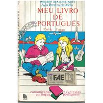 Meu Livro De Português 8ª Série 1º Grau Pague Com Cartão