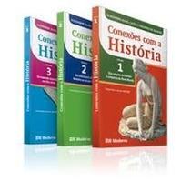 Conexões Com A História - Volumes 1, 2 E 3