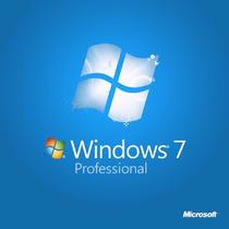 Cd Instalação Windows7 32/64 Original Com Chave De Ativação