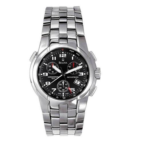 30542829e6e Relógio Masculino Cronógrafo Bulova Accutron Ii Wb30677t