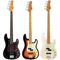 Baixo Tagima Woodstock Modelo Fender Precision Pj Tw65