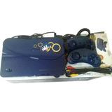 Video Game Master System Evolution Blue 132 Jogos