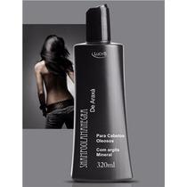 Shampoo Argila Preta Lama Negra E Brinde Argila Preta