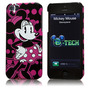 Iphone 5 5s Capa Da Minnie Retro Exclusividade Park Disney