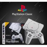 Playstation One Classic Edit Mini Novo Original Lacrado + Nf