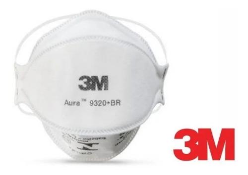 Mascara 3m Aura 9320 Pff2 Proteção Respiratória N95