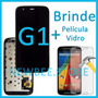 Tela Touch Display Lcd Moto G G1 Xt1032 Xt1033 + Brinde