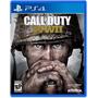 Call Of Duty World War  2 Ps4 Mídia Física Ww 100% Português