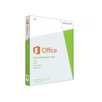 Licença Office 2013 Home & Student 32/64bits - Nota Fiscal