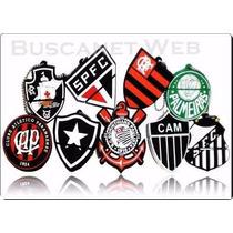 Pen Drive 4gb Personalizado Times De Futebol + Frete Grátis