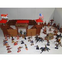 Maleta Forte Apache Diligencia Cowboy Super Batalha Gulliver