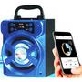 Mini Caixa Caixinha Som Portatil Bluetooth Amplificada Mp3