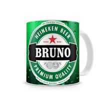 Caneca Cerveja Heineken Personalizada