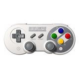 Controle Joystick 8bitdo Sf30 Pro Cinza
