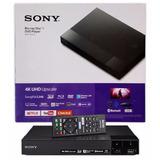 Blu-ray Player Sony Bdp-s6700 4k Wifi Região E Tomada Brasil