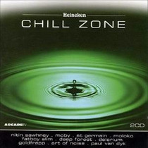 Cd Duplo Coletânea Heineken Chill Zone (2001)