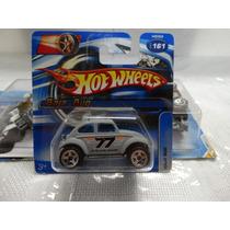 Baja Beetle Volkswagen Fusca - Hot Wheels 2005 - 1:64