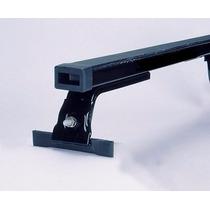 Rack De Teto Universal Aço Para Veículos Com Calha.