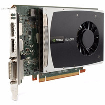 Placa De Video Nvidia Quadro 2000 1gb Gddr5 - 192 Cuda Cores