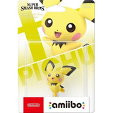 Amiibos Pokémon Trainer + Pichu