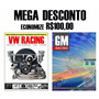 Livros Técnicos - Pacote Gm Racing + Vw Ar Racing